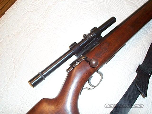 Winchester Model 75 bolt action .22  Guns > Rifles > Winchester Rifles - Modern Bolt/Auto/Single > Other Bolt Action