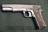 REMINGTON UMC 1911  Guns > Pistols > Remington Pistols - Modern