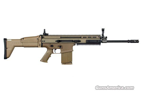 FN Scar Mod 17S Semi Auto 308 Caliber Rifle  Guns > Rifles > FNH - Fabrique Nationale (FN) Rifles > Semi-auto > Other