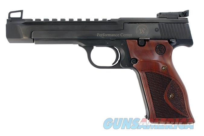 Smith Wesson Model 41 Performance Center 22LR Cal 10rd Mag  Guns > Pistols > Smith & Wesson Pistols - Autos > .22 Autos