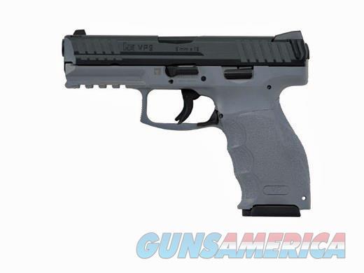 Heckler Koch Mod VP9 Gray 2-15rd Mags 9mm Cal  Guns > Pistols > Heckler & Koch Pistols > Polymer Frame