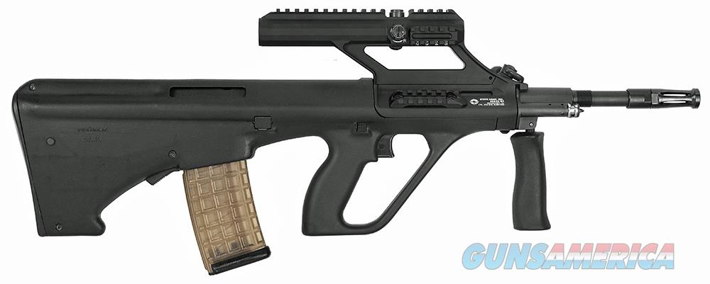 "Steyr Aug A3 M1 16"" Bbl 3 X Optic 223 Cal 30rd  Guns > Rifles > Steyr Rifles"