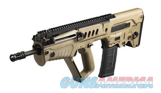 IWI Tavor Mod SAR-B16 5.56 Cal Tritium N\S FDE  Guns > Rifles > IWI Rifles