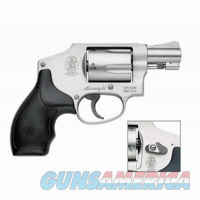 "S&W 642 Air Weight Revolver 5rds 38SPL+P 2""Bbl  Guns > Pistols > Smith & Wesson Revolvers > Med. Frame ( K/L )"