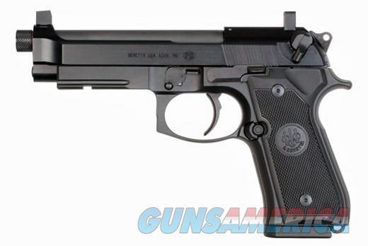 Beretta 92 FSR Suppressor Ready 22LR Cal 15rd  Guns > Pistols > Beretta Pistols > Model 92 Series