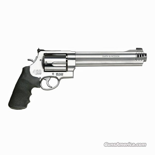 Smith Wesson PC Mod 460XVR D\A S\S Revolver  Guns > Pistols > Smith & Wesson Revolvers > Performance Center