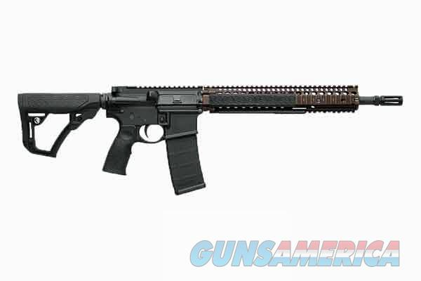 Daniel Defense Mod M4A1 S\A Carbine 5.56 Cal  Guns > Rifles > Daniel Defense > Complete Rifles