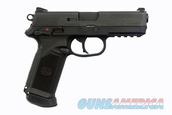 FNH Mod FNX-45 Black 3 Mags 45ACP  Guns > Pistols > Heckler & Koch Pistols > Polymer Frame