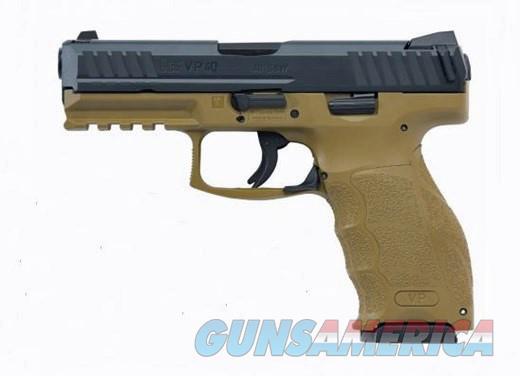 Heckler Koch Mod VP9 FDE 2 15rd Mags 9mm Cal  Guns > Pistols > Heckler & Koch Pistols > Polymer Frame