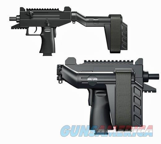 IWI US UZI Pistol Pro 9mm Cal 2 HiCap Mags W\Stab Brace  Guns > Pistols > IWI Pistols