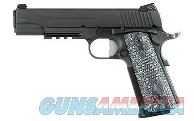 "Sig Sauer Mod 1911 ""Extreme"" 45 ACP Caliber  Guns > Pistols > 1911 Pistol Copies (non-Colt)"