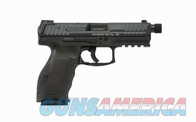 Heckler Koch VP9 Tactical 3 15rd Mags 9mm Caliber  Guns > Pistols > Heckler & Koch Pistols > Polymer Frame