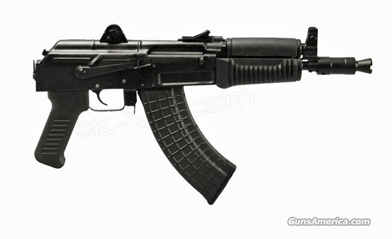 Arsenal NV Mod SAM7K S\A Pistol Milled 7.62 Cal  Guns > Rifles > AK-47 Rifles (and copies) > Full Stock