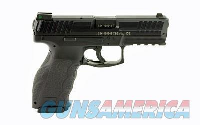 Heckler Koch VP9 9MM W 3/15RD MAGS AND Night Sites  Guns > Pistols > Heckler & Koch Pistols > Polymer Frame