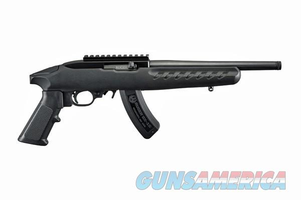 Ruger Model 22 Charger 15rd W Bipod Threaded Bbl  Guns > Pistols > Ruger Semi-Auto Pistols > Mark I/II/III/IV Family