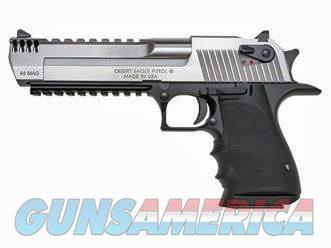 Magnum Research Desert Eagle Mk 19 S\S 44 Mag \W Muzzle Brake  Guns > Pistols > Magnum Research Pistols