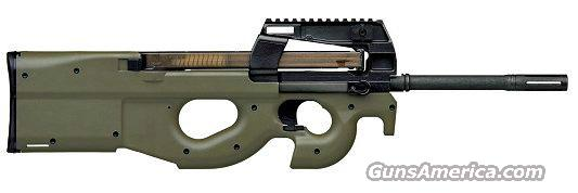 "FN PS90 Tri Rail 5.7 X 28mm Green Bullpup ""SALE""  Guns > Rifles > FNH - Fabrique Nationale (FN) Rifles > Semi-auto > PS90"