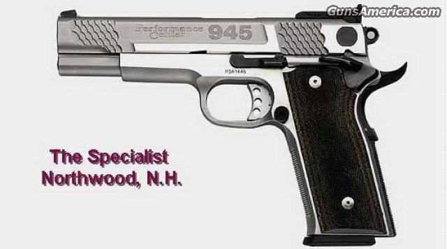 "Md 945 SS ""Performance Center""  Guns > Pistols > Smith & Wesson Pistols - Autos"