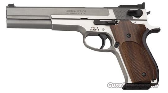 Smith Wesson Perf Center 952 LS  Guns > Pistols > Smith & Wesson Pistols - Autos > Steel Frame