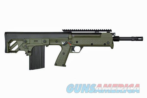 Kel-Tec Mod RFB Carbine S\A 308 OD Green 20rd High Capacity  Guns > Rifles > Kel-Tec Rifles