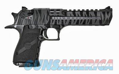 Magnum Research Desert Eagle Mk 19 Blk Tiger 50 AE  Guns > Pistols > Magnum Research Pistols