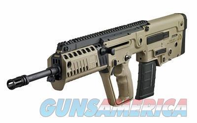"IWI Tavor Mod X95 18"" FDE 5.56 Cal W\Tritium NS  Guns > Rifles > IWI Rifles"