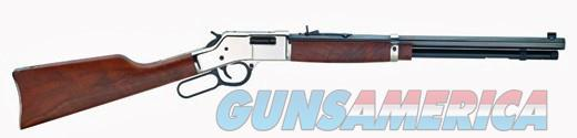Henry Repeating Arms Big Boy Silver Ed 357 Magnum 38 Special Cal  Guns > Rifles > Henry Rifle Company