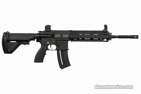 Heckler Koch Mod 416 S\A Rifle 22 Cal  Guns > Rifles > Heckler & Koch Rifles > Tactical