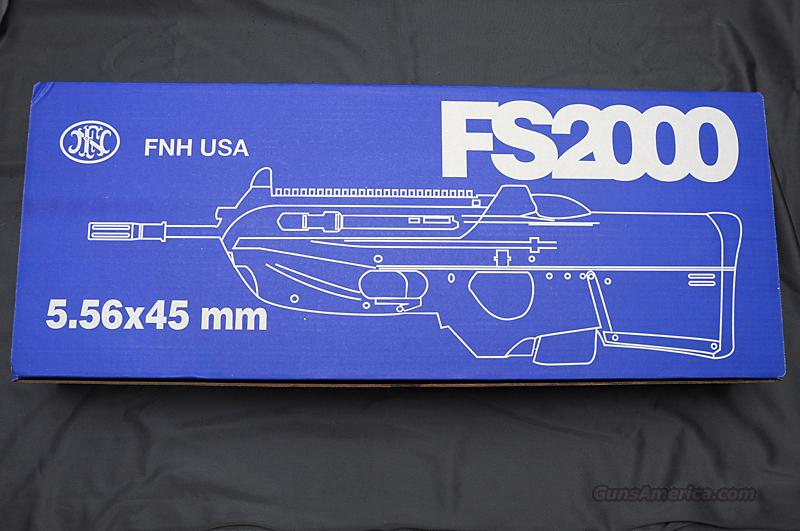 FN FS2000 S\A W\Factory 1.6x Optic  Guns > Rifles > FNH - Fabrique Nationale (FN) Rifles > Semi-auto > Other