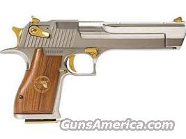 MR Desert Eagle Mk 19 25th Anniversary 50AE Pistol  Guns > Pistols > Magnum Research Pistols