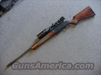 Browning BAR II Safari .338 Win Mag W/ BOSS  Guns > Rifles > Browning Rifles > Semi Auto > Hunting