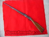 Remington Model 12A .22 Pump Rifle  Guns > Rifles > Remington Rifles - Modern > Non-Model 700