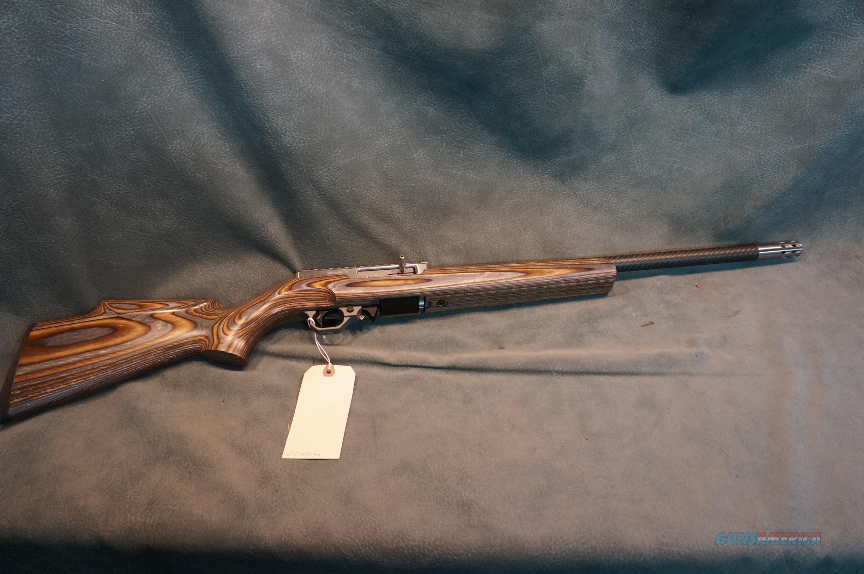 Volquartsen 17WSM Lightweight brown/gray laminate stock NIB  Guns > Rifles > Volquartsen