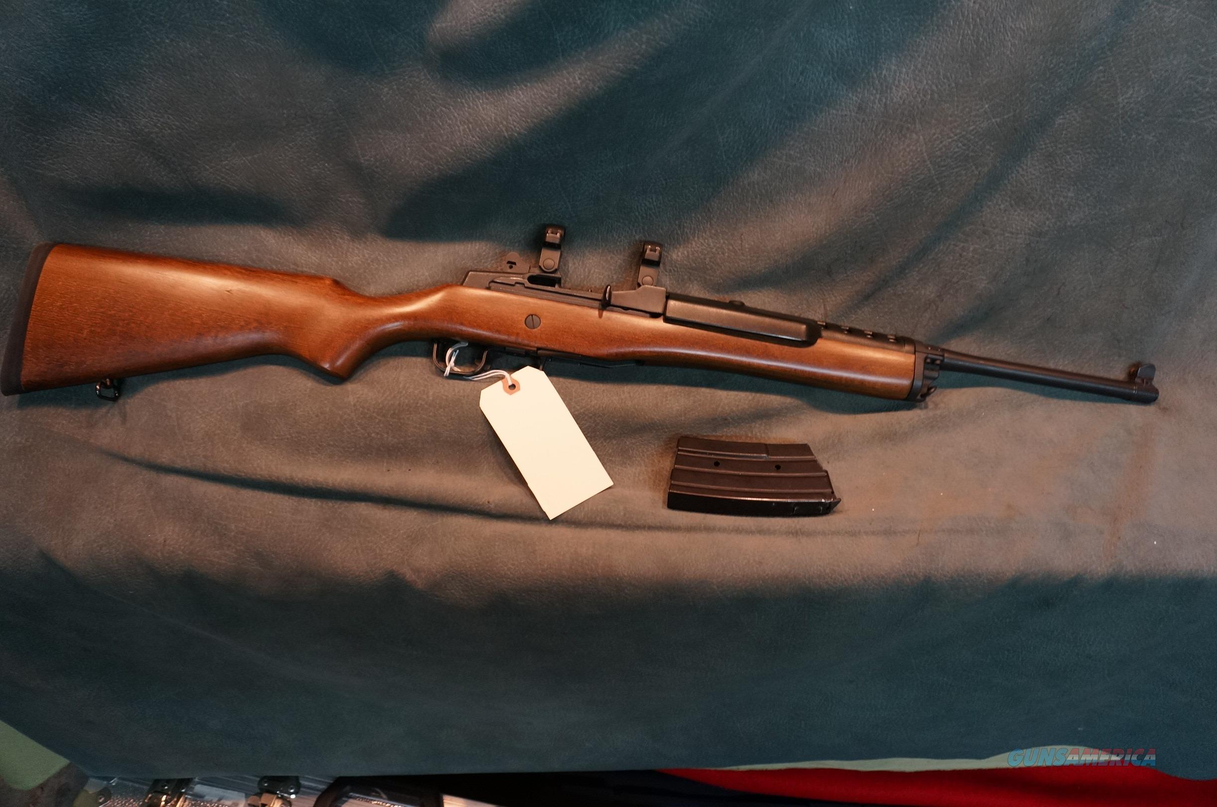 Ruger Mini 14 223 New Style Ranch Rifle  Guns > Rifles > Ruger Rifles > Mini-14 Type