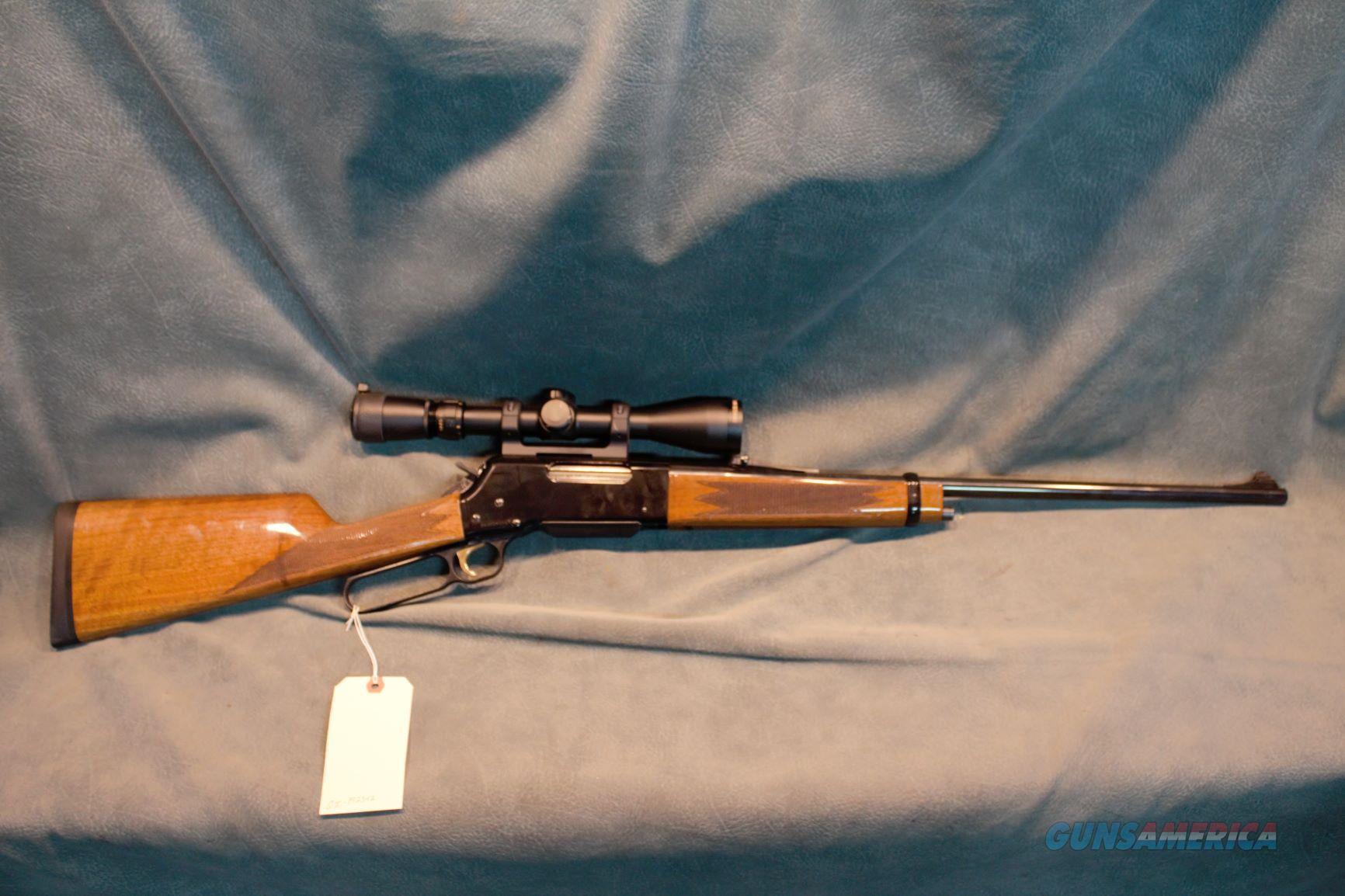 Browning BLR 300 WSM  Guns > Rifles > Browning Rifles > Lever Action