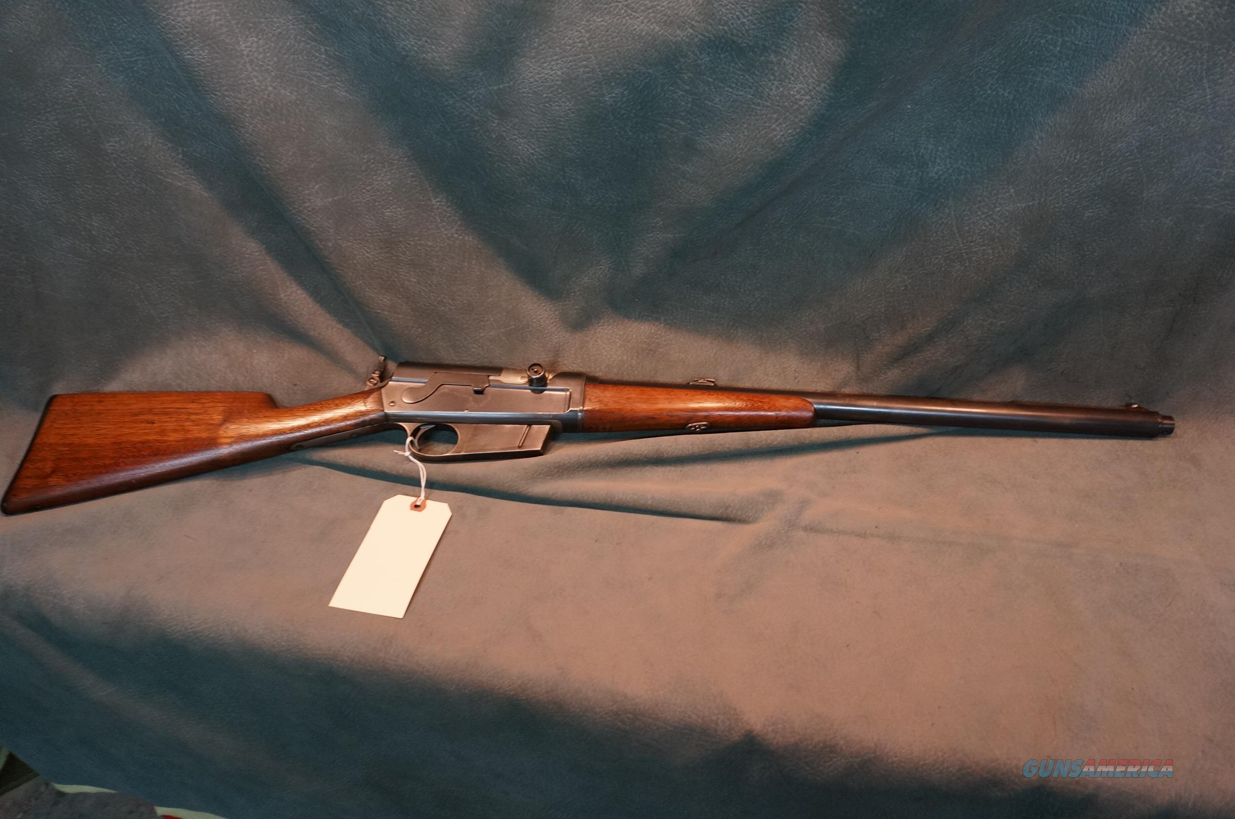 Remington Model 8 30Rem  Guns > Rifles > Remington Rifles - Modern > Other