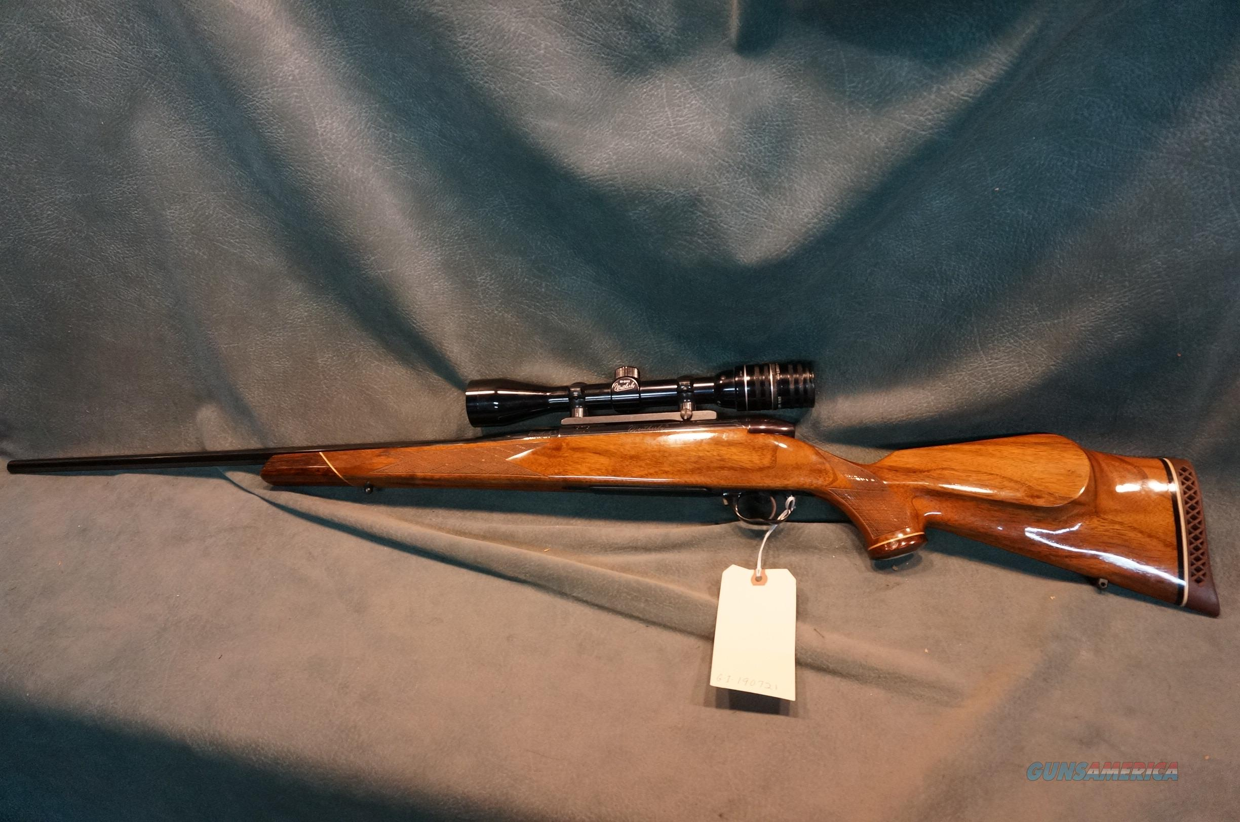 Weatherby Mark V Custom Grade 300WbyMag  Guns > Rifles > Weatherby Rifles > Sporting