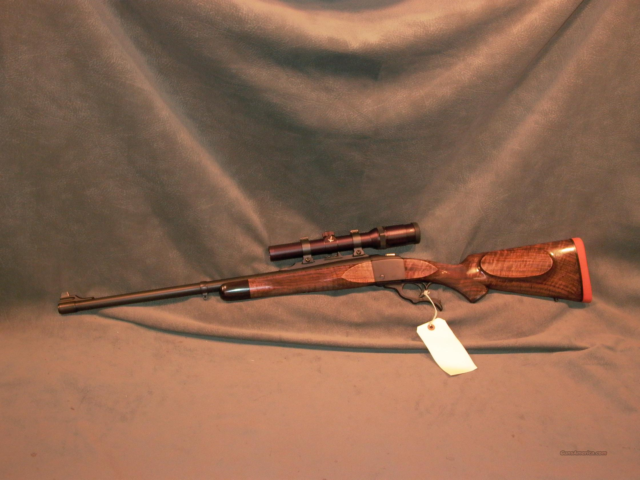 "Custom Ruger #1 450/400-3"" by Al Lind  Guns > Rifles > Custom Rifles > Other"