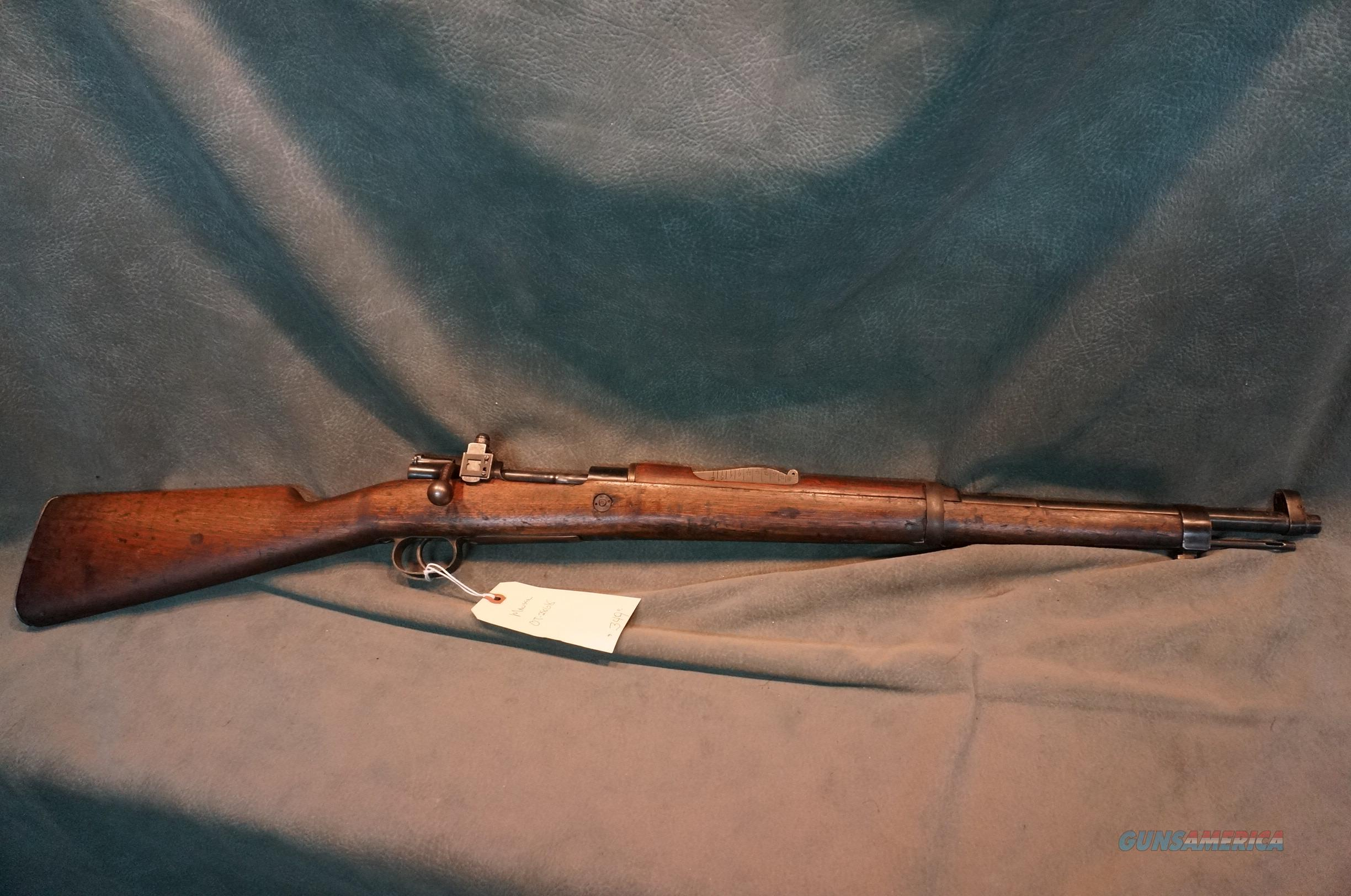 Spanish 1916 Mauser 308  Guns > Rifles > Mauser Rifles > Spanish
