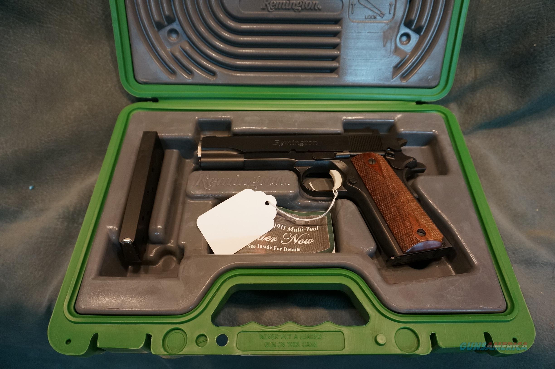 Remington 1911 R1 45ACP LNIB  Guns > Pistols > Remington Pistols - Modern > 1911
