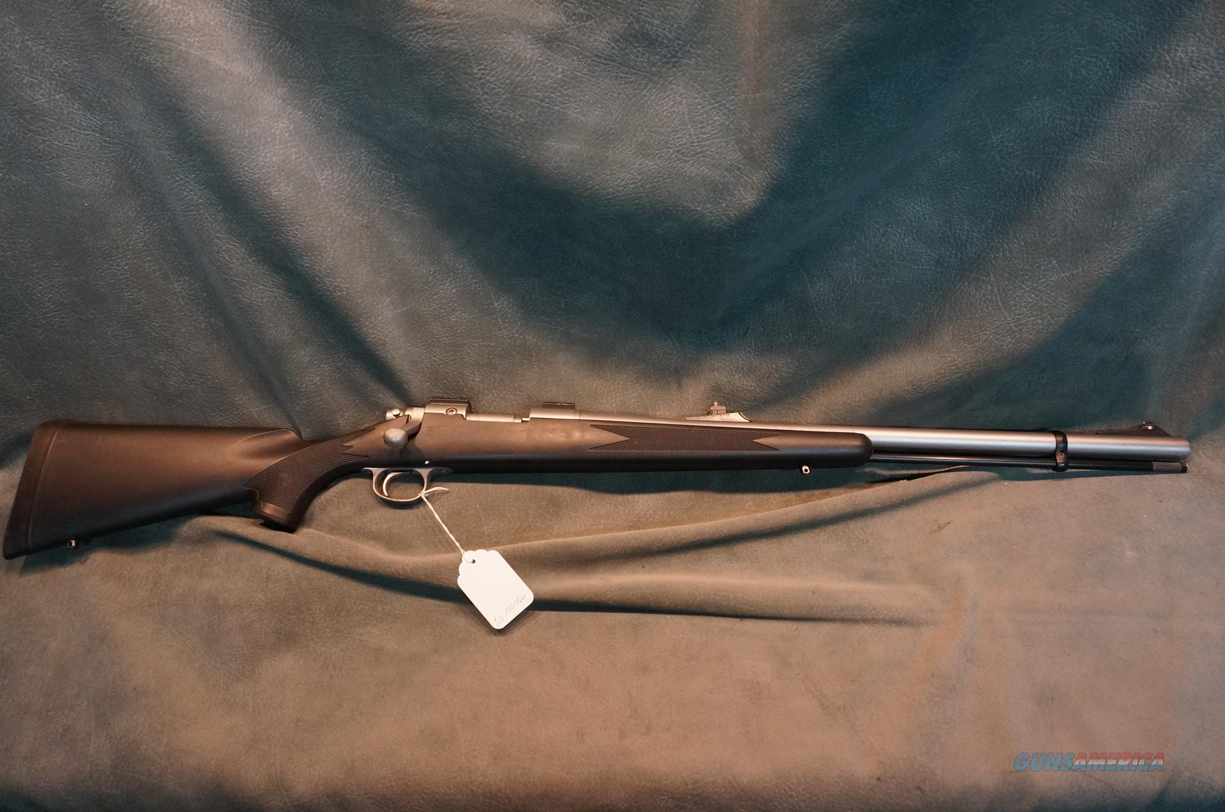 Remington 700ML 54cal Muzzleloader stainless  Guns > Rifles > Remington Rifles - Modern > Model 700 > Sporting