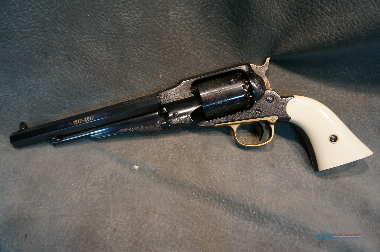 Uberti 1858 Buffal Bill Special New Army  Guns > Pistols > Uberti Pistols > Percussion