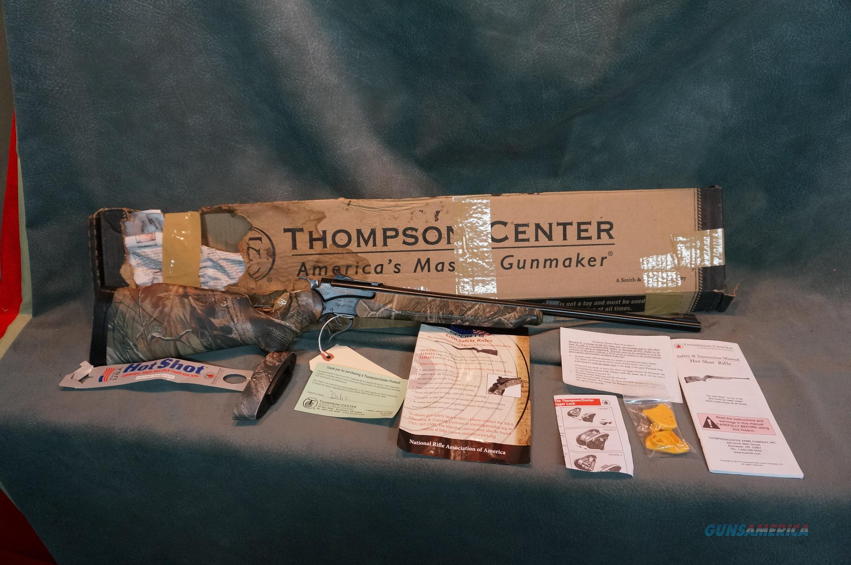 Thompson Center Hot Shot 22LR First Edition Youth Rifle  Guns > Rifles > Thompson Center Rifles > Pro Hunter