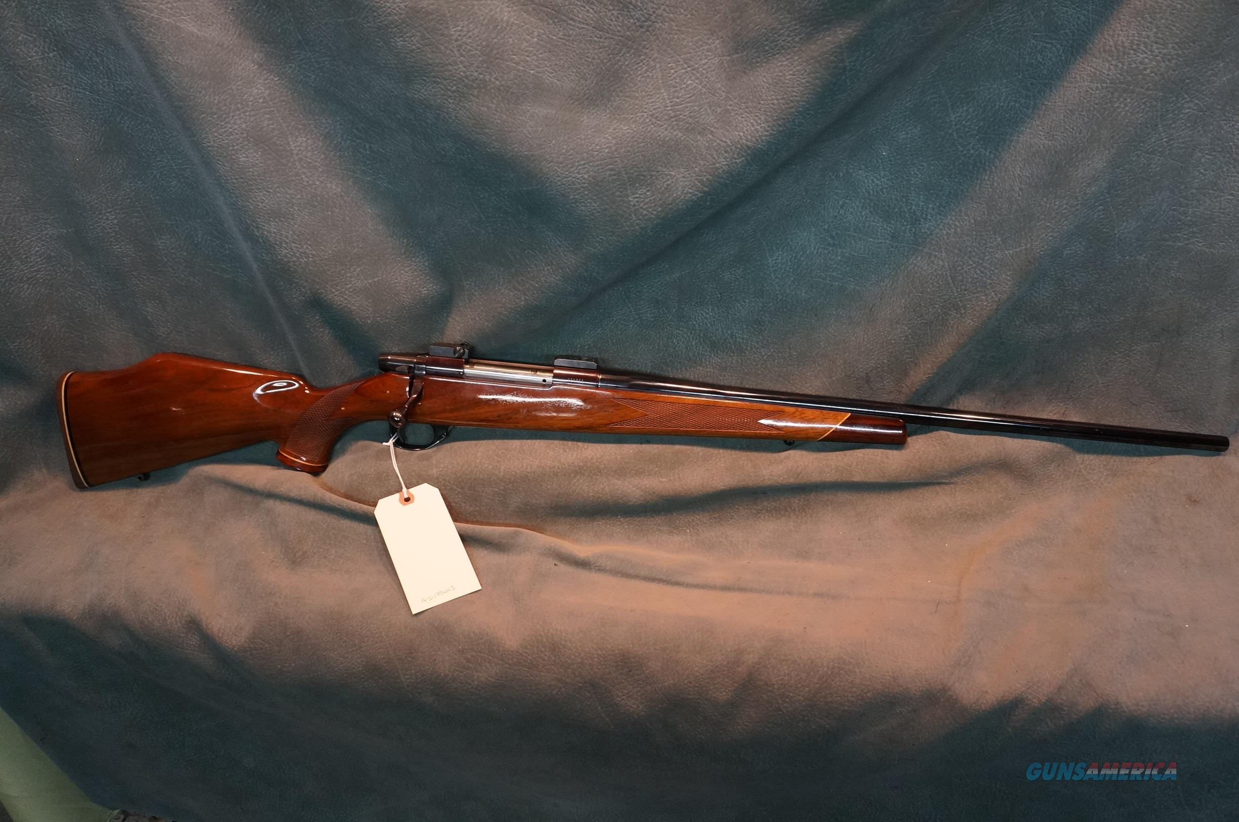 Weatherby Vanguard Deluxe 7mmRemMag  Guns > Rifles > Weatherby Rifles > Sporting