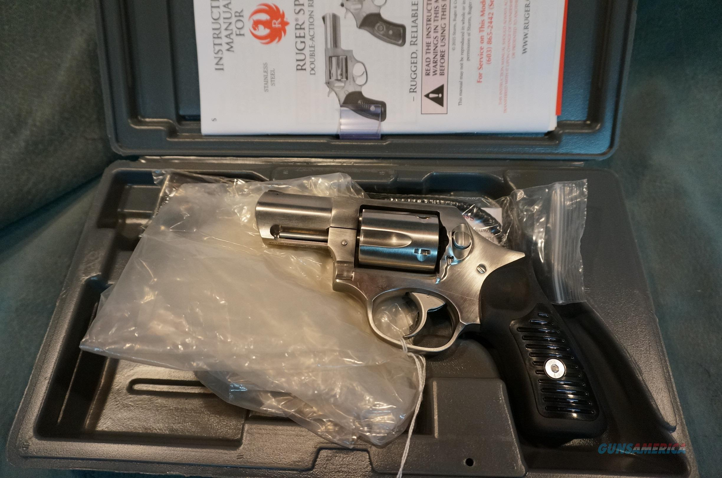 Ruger SP101 357Mag   Guns > Pistols > Ruger Double Action Revolver > SP101 Type