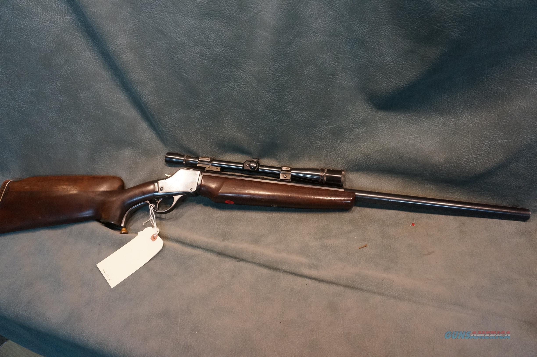 Winchester 1885 Custom 218 Bee SALE!!  Guns > Rifles > Winchester Rifles - Modern Bolt/Auto/Single > Single Shot