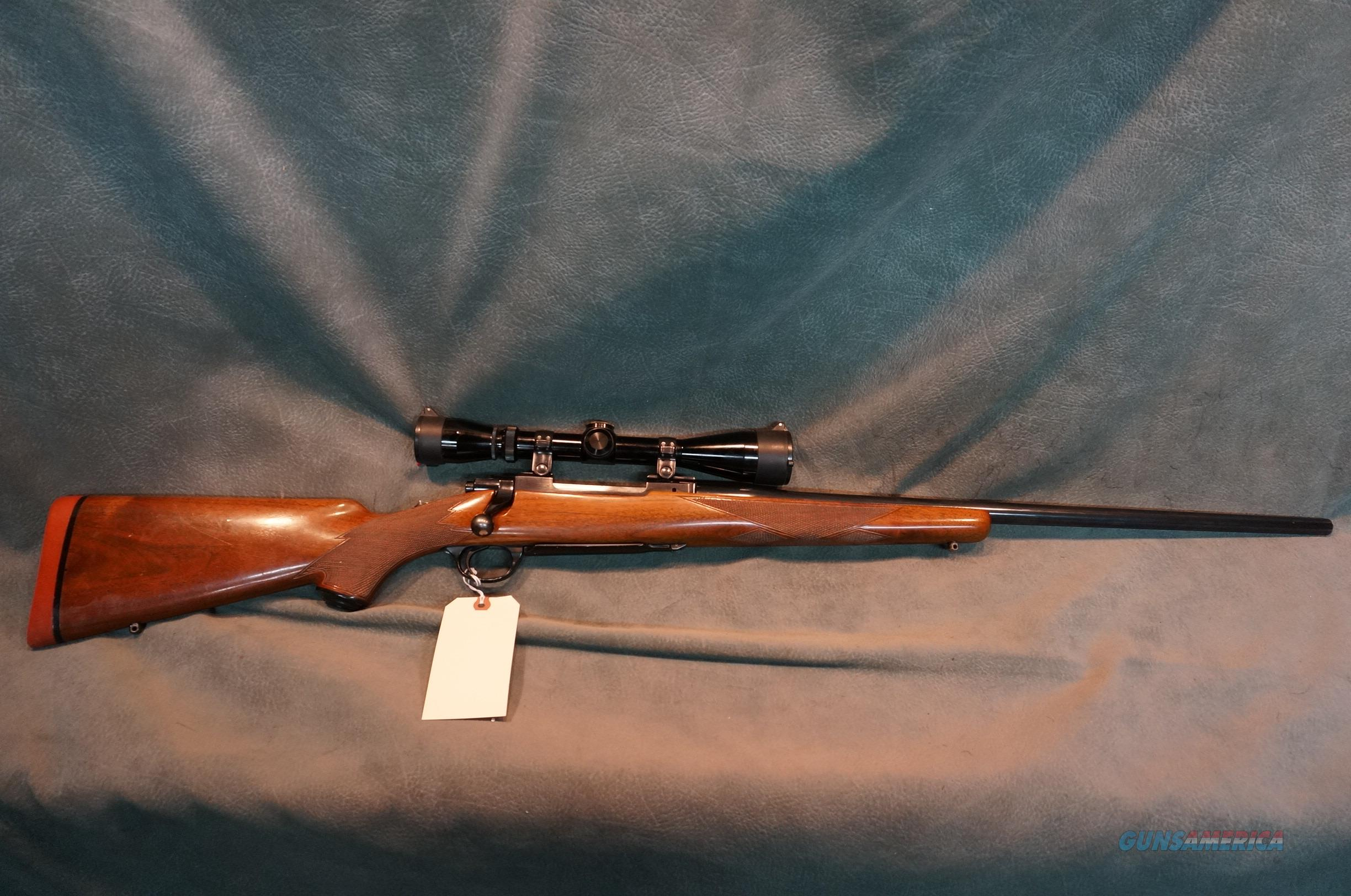 Ruger M77 300WinMag with 3-9X Leupold scope and rings.  Guns > Rifles > Ruger Rifles > Model 77