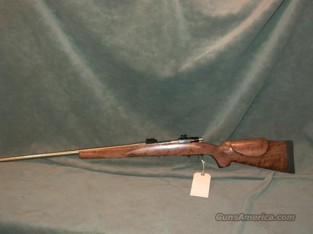 Custom 25-06 Mauser action  Guns > Rifles > Custom Rifles > Bolt Action