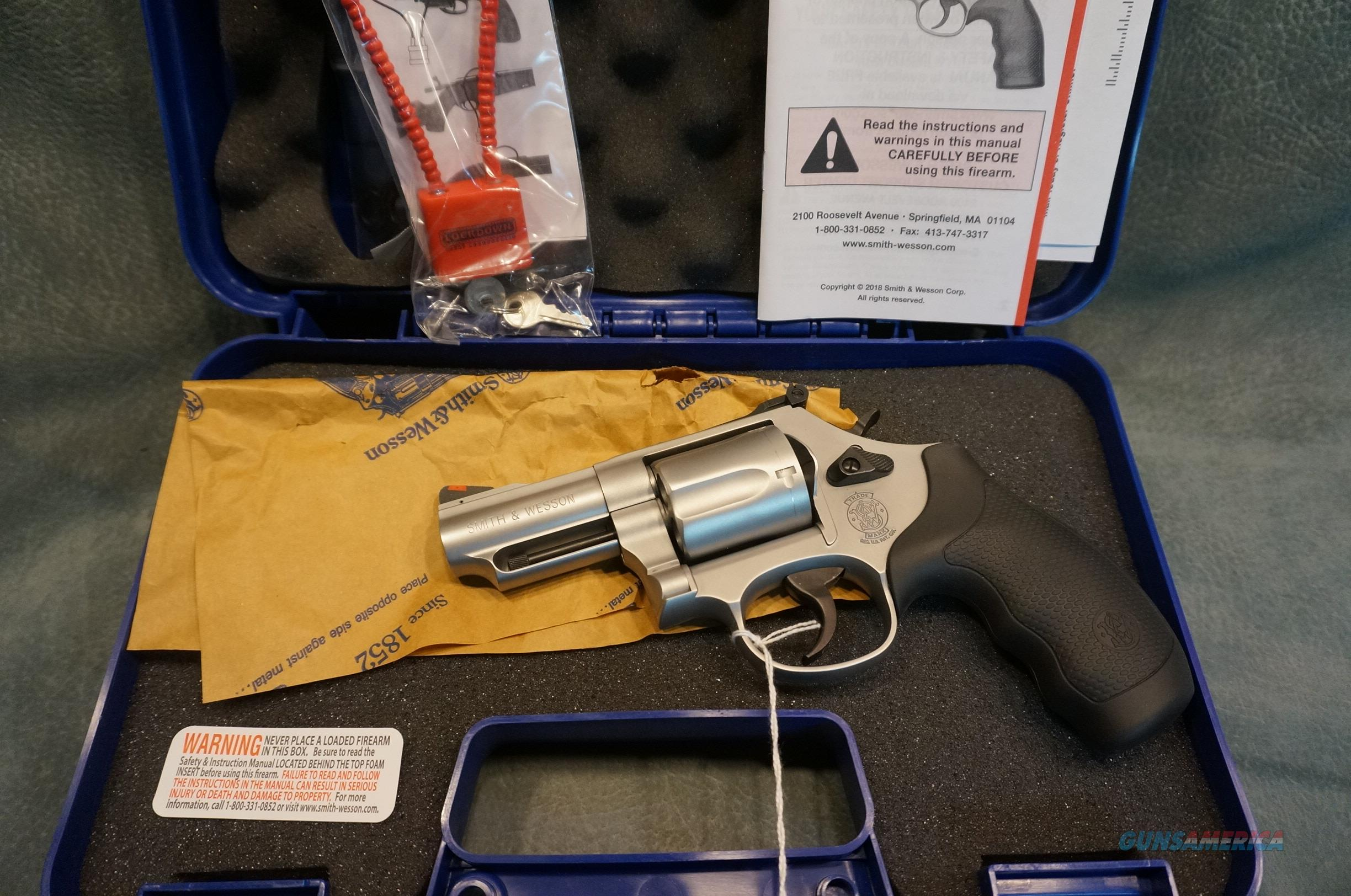 "S+W Model 69 44Mag 2 3/4"" NIB  Guns > Pistols > Smith & Wesson Revolvers > Full Frame Revolver"