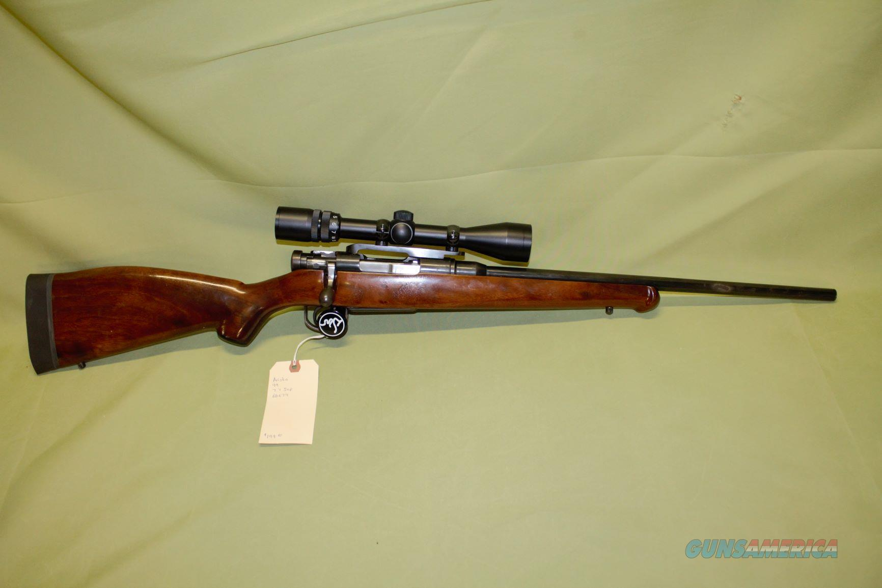 Sporterized Arisaka 99 7.7 Jap   Guns > Rifles > Military Misc. Rifles Non-US > Other